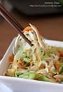 Cách làm gỏi gà bắp cải thanh ngọt, bổ dưỡng